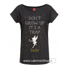 Disney Ladies T-Shirt Don't Grow Up