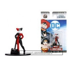 DC Comics Nano Metalfigs Diecast Mini Figures 4 cm Harley Quinn