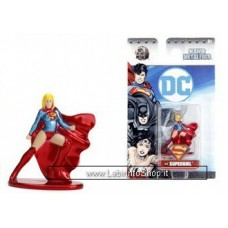 DC Comics Nano Metalfigs Diecast Mini Figures 4 cm Supergirl