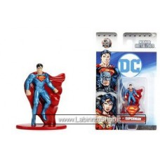 DC Comics Nano Metalfigs Diecast Mini Figures 4 cm Superman