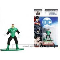 DC Comics Nano Metalfigs Diecast Mini Figures 4 cm Green Lanter