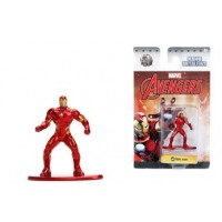 Marvel Comics Nano Metalfigs Diecast Mini Figures 4 cm Iron Man