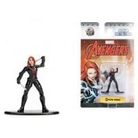 Marvel Comics Nano Metalfigs Diecast Mini Figures 4 cm Black Widow