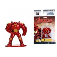 Marvel Comics Nano Metalfigs Diecast Mini Figures 4 cm Hulkbuster