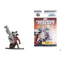 Marvel Comics Nano Metalfigs Diecast Mini Figures 4 cm Rocket