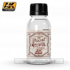 AK Interactive Decal Adapter Solution 100ml Bottle- AK582