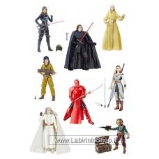 Star Wars Black Series Action Figures 2017 Wave 5 set of 8