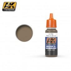 AK Interactive Medium Brown 17 ml