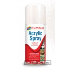 Humbrol #49 Varnish Matt Acrylic Spray Paint 150 ml