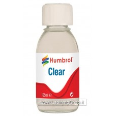 Humbrol AC7431 Clear Gloss Varnish 125ml