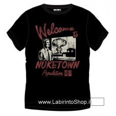Call of Duty T-Shirt Nuketown Population