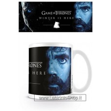 Game of Thrones Mug Winter Is Here - Tyrion