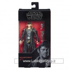 Star Wars Black Series Action Figures 15 cm 2018 DJ (Canto Bight)