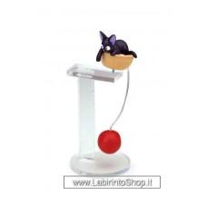Kiki's Delivery Service Balancing Toy Jiji & Yarn Ball 15 cm
