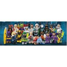 Lego Minifigure Batman serie 02 - completa