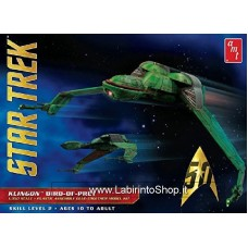 AMT Models AMT949 1/350 Star Trek Klingon Bird-of-Prey