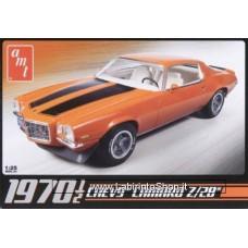 AMT 1/25 Camaro Z28 1970