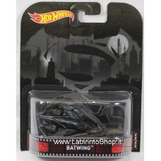Hot Wheels 1:64 Retro Entertainment Batwing