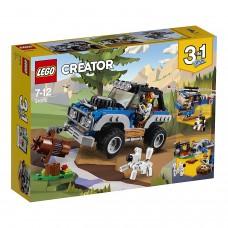 Lego Creator 31075 - Avventure nel Deserto