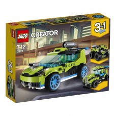 Lego Creator 31074 - Auto da Rally Rocket