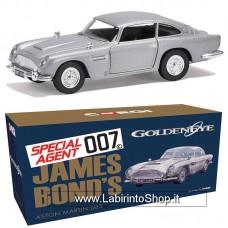 CORGI CC04311 James Bond, Aston Martin DB5 Goldeneye Metal Die Cast