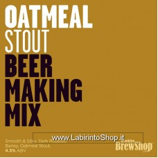 Brooklyn Brew Shop - Beer Making Mix Oatmeal Stout
