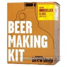 Brooklyn Brew Shop - Beer Making Kit Bruxelles Blonde