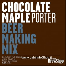 Brooklyn Brew Shop - Beer Making Kit Chocolate Maple Porter