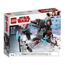 LEGO Star Wars Battle Packs Episode VIII: First Order Specialists