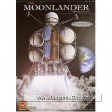 Pegasus 9109 The Moonlander Spacecraft 1/350 Scale Plastic Model