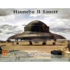 Pegasus Haunebu II Saucer German WWII UFO 1/144 Plastic Model Kit