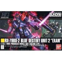 Blue Destiny Unit 2 `EXAM` (HGUC)