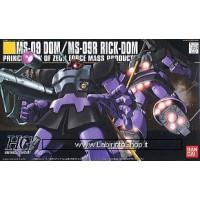 MS-09 Dom / MS-09R Rick-Dom (HGUC)