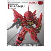 SD Gundam EX-Standard Sinanju (SD)