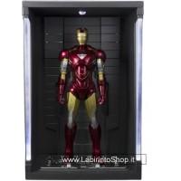 Iron Man Mark VI and Hall of Armor Set ''Iron Man'', Bandai S.H.Figuarts