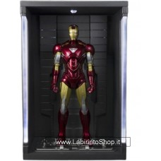 Iron Man Mark VI and Hall of Armor Set ''Iron Man'', Bandai S.H.Figuarts