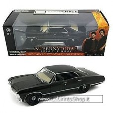 Greenlight LootCrate Supernatural Dean's 1967 Chevrolet Impala 1/64 scale