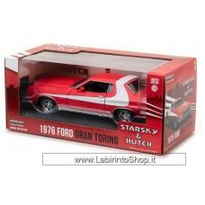 Greenlight Scala 1/24 - 1976 Ford Gran Torino Starsky and Hutch