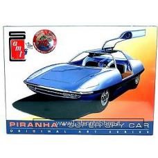 AMT 1/25 Scale Piranha Super Spy Car Plastic Model Kit