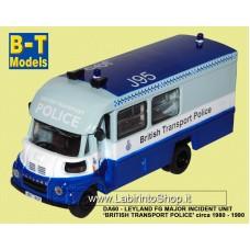 Leyland FG Transport Police Incident Unit 1/148 'N' Gauge