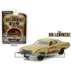 Greenlight The Big Lebowski The Dude's 1973 Ford Gran Torino 1/64