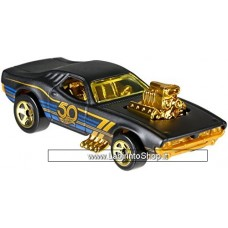 Hot Wheels 50th Anniversary Series Rodger Dodger