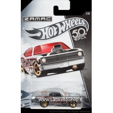 Hot Wheels 50th Anniversary Series Zamac Plymouth Duster Thruster