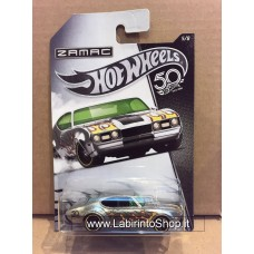 Hot Wheels 50th Anniversary Series Zamac 68 olds 442