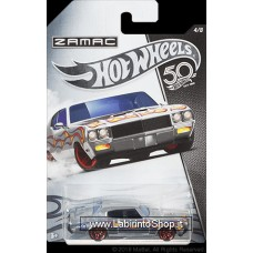 Hot Wheels 50th Anniversary Series Zamac 70 Buick GSX