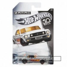 Hot Wheels 50th Anniversary Series Zamac 67 Ford Mustang Coupe