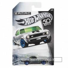 Hot Wheels 50th Anniversary Series Zamac 68 Copo Camaro