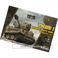 Meng wwt-001 Model – German Tiger I World War Toons