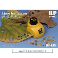 Punzonatrice per foglie Tiglio