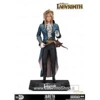 Labyrinth Color Tops Action Figure Jareth 18 cm